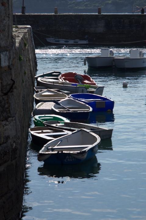 Boats at St. Jean de Luz