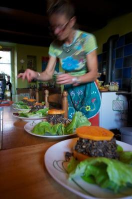 Kitchen prep!